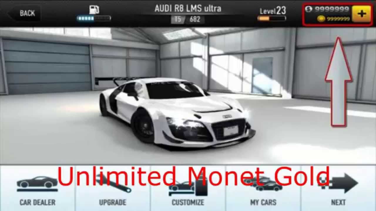 how to get unlimited money in csr racing android
