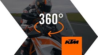 ONBOARD 360: KTM 1290 SUPER DUKE GT ISLE OF MAN | KTM