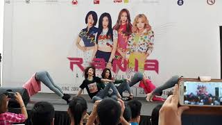 [Part 6] Demonstrate - RANIA Promo Tour Party in Malaysia 20180630 @ Gurney Paragon Mall