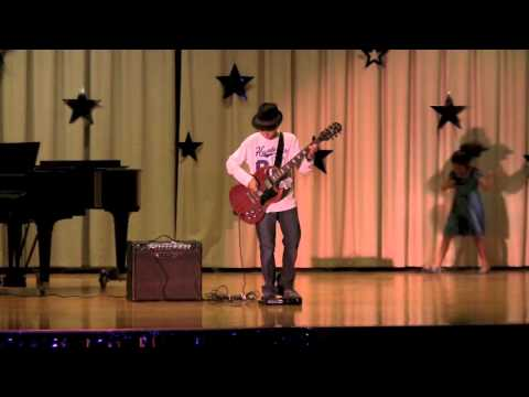 Ricky - 2013 Spratley Talent Show - Panama