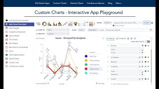 Custom Charts for Jira Reports July Updated Features