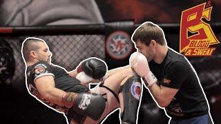 5 обманных комбинаций тайского бокса и кикбоксинга плюс защита от них - от Руслана Кривуши