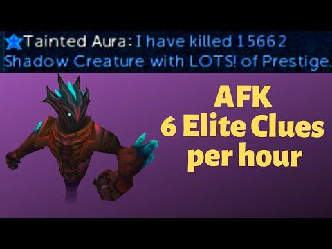 AFK Elite Clue Hunting Guide 2019 [RuneScape 3]