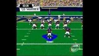 NFL GameDay 2001 PlayStation Gameplay_2000_08_08_6