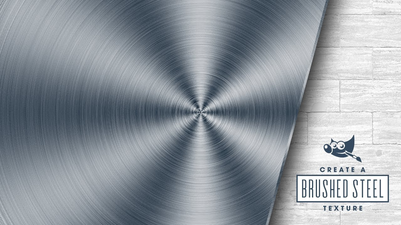 steel texture. beautiful texture gimp tutorial brushed steel texture and r