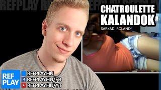 CSAJOK PUCÉRAN | Best of CHATROULETTE KALANDOK | REFPLAY