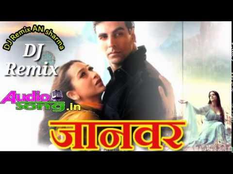 Mere Sapno Ke Rajkumar Akshay Kumar Jaanwar Movie Song Dj Remix