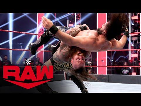 Aleister Black vs. Seth Rollins: Raw, June 1, 2020