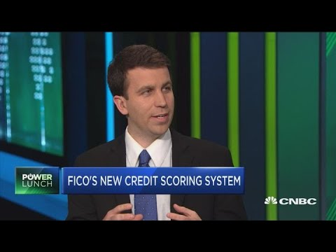 FICO's new credit scoring system to debut in early 2019
