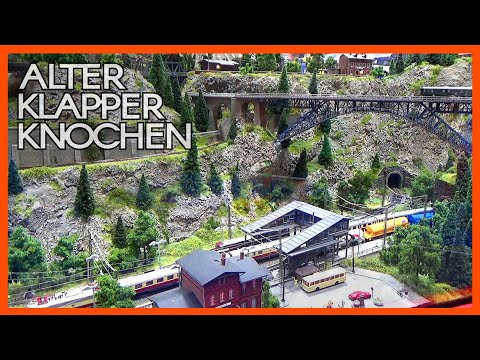 Modell Hobby Spiel - Modellbau Messe Leipzig 2019 Bahn