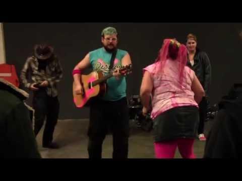 Destroy Nate Allen LIVE @ Rock Shop (12.14.12)