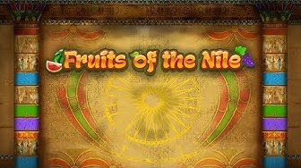 Fruits of the Nile by Playson & MEGA WIN