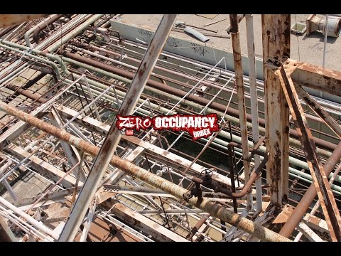 EXPLORE ABANDONED VENTURA OIL REFINERY SHELL OIL, USA PETROLIUM