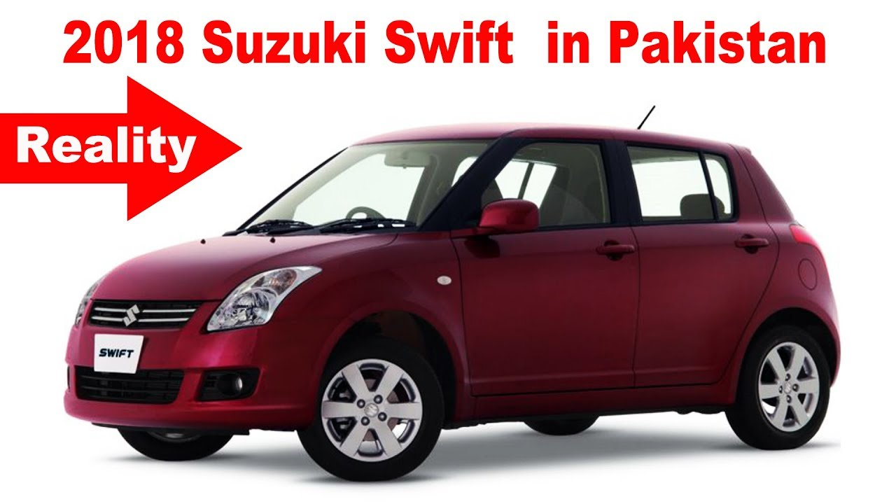 Suzuki Swift 2018 Pakistan Youtube