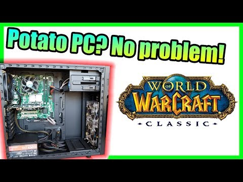 Can Your PC Play Classic WoW? Yeah, Probably. Seriously That's It, No Need To Watch The Video.