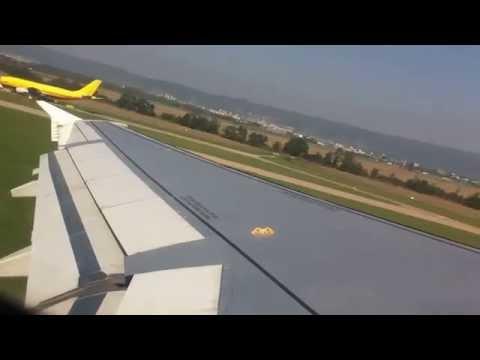 Travel Service A320 departing Bratislava Rwy 04