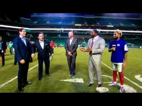 Steve Young doing the Ray Lewis Dance Celebration. Hilarious. HD quality. Whole clip
