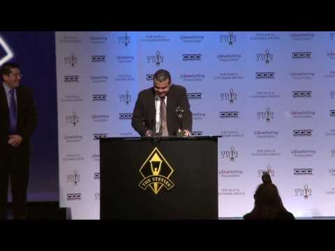 acceptance speech