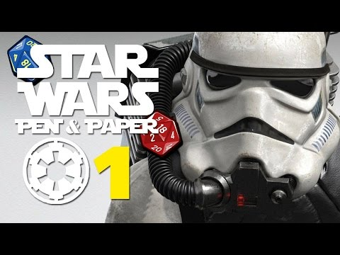 Star Wars: Pen & Paper - Folge 1: Die Schlacht um Hoth