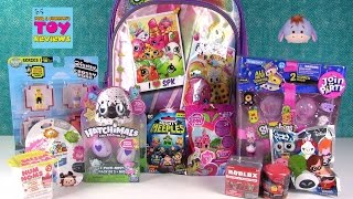 Disney Hatchimals Colleggtibles Roblox Cars 3 Surprise Blind Bag Toy Backpack | PSToyReviews
