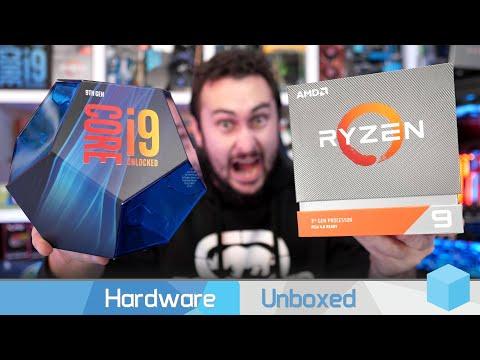 36 Games Benchmarked: Ryzen 9 3900X Vs. Core I9-9900K