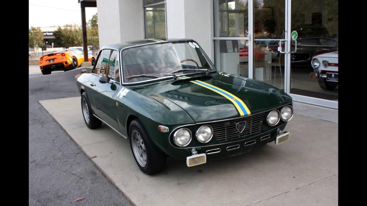 1969 Lancia Fulvia Rallye S - YouTube