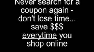 Get All Online Coupons And Get Paid To Shop