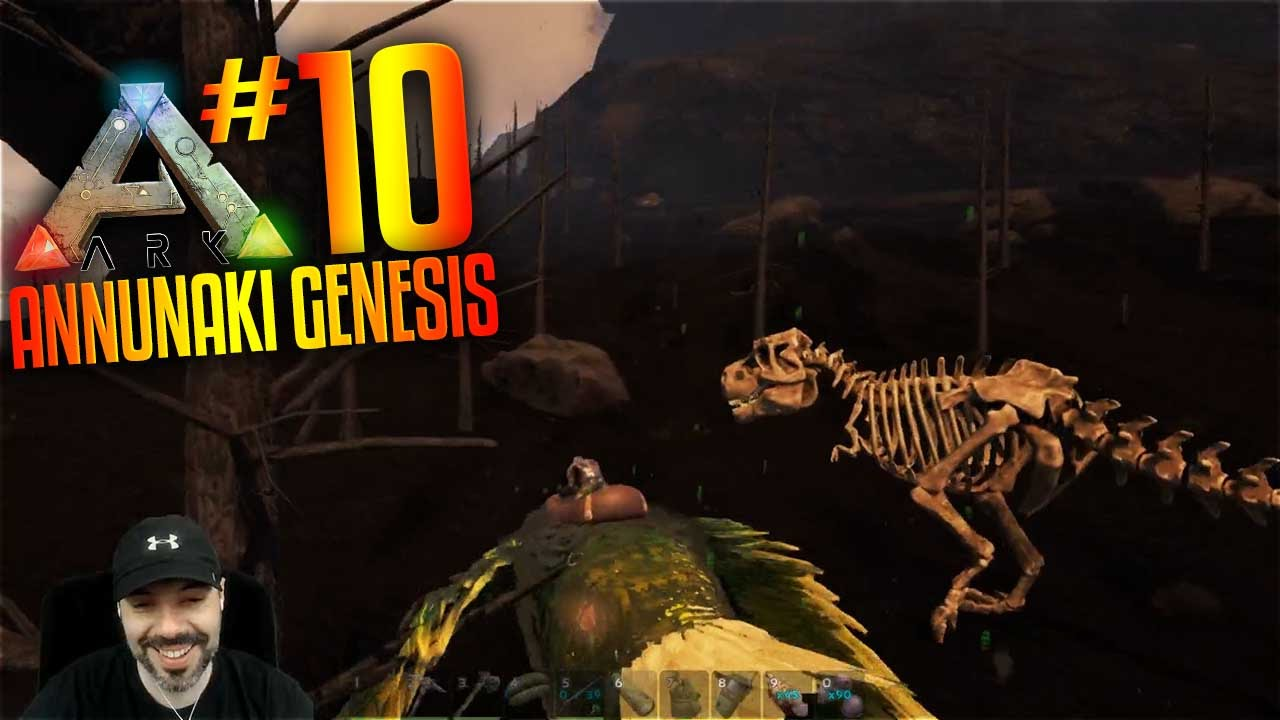 Ark Annunaki Genesis Mod Gameplay - Ep 10 - Ancient
