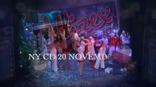 """Wizex """"Nu börjar det likna jul"""" release den 20 november!"""
