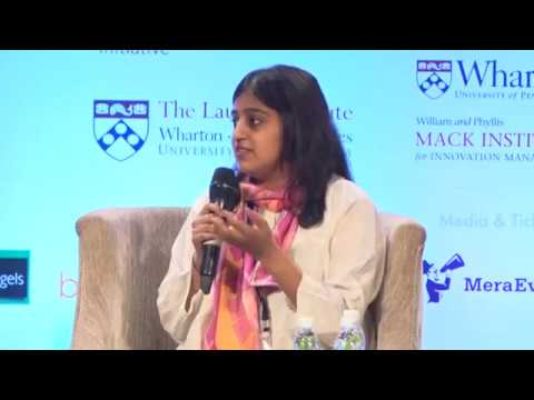 Wharton India Economic Forum 2017-18: Fireside Chat on Family Business Transitions