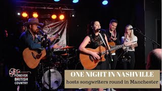 One Night In Nashville Songwriters Round