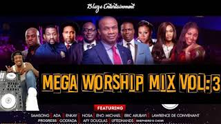 AFRICA MEGA WORSHIP MIX VOLUME3 2018 BY DJ BLAZE mp3