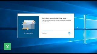Microsoft Insider Chromium-Edge Preview