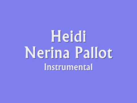 Heidi - Nerina Pallot - Instrumental