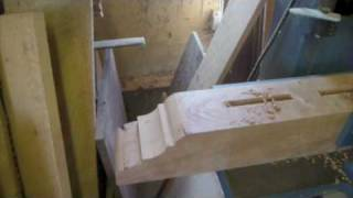 The Building Of The Large Chi Phi Library Table - Part 1