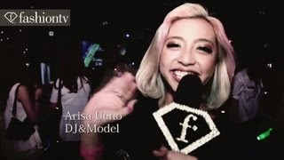 F Bar Tokyo Party ft Arisa Ueno & Sarah Carrier | FashionTV PARTIES