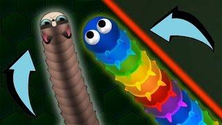 【DE JuN】新版貪吃蛇 Wormax.io | 殺戮時刻 #2(8萬多積分) thumbnail