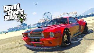 GTA 5 PC Mods - REAL LIFE CARS MOD #3! GTA 5 Real Cars Mod Gameplay! (GTA 5 Mod Gameplay)