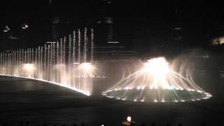 Танцующие фонтаны  Дубай(Танцующие фонтаны. Дубай., 2014-09-03T17:50:47.000Z)
