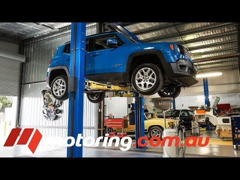 Car Servicing Explained