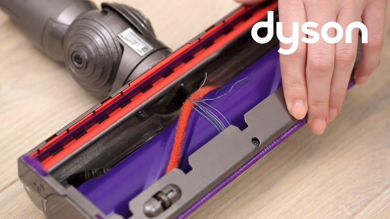 aspirateurs sans fil dyson cyclone v10 entretien de votre appareil fr youtube. Black Bedroom Furniture Sets. Home Design Ideas