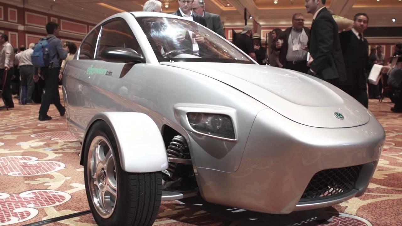 Elio Motors Three Wheeled Car Gets 84 Miles Per Gallon