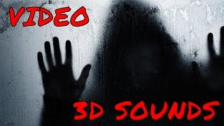 HORROR SCARY VIDEO - 3D Sounds (headphones)