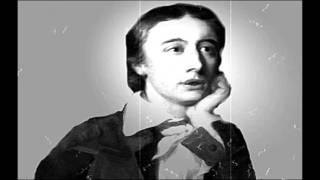 "John Keats ""Ode on Melancholy"" Poem animation"