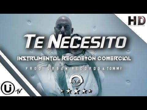 "🔥"" Te Necesito "" Pista Estilo Cosculluela - Ozuna / Instrumental Reggaeton Romantico 2016 ®"