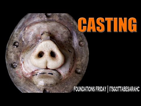 Casting a Gelatin Prosthetic | Foundations Friday