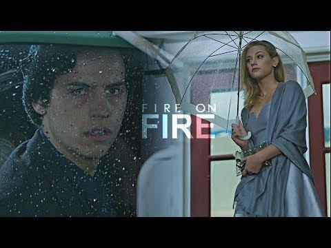 Betty & Jughead || Fire On Fire