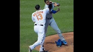 Top 5 Most Awesome Fights In The MLB