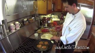 Gluten-free Salmon Cakes With Dill Aioli Recipe