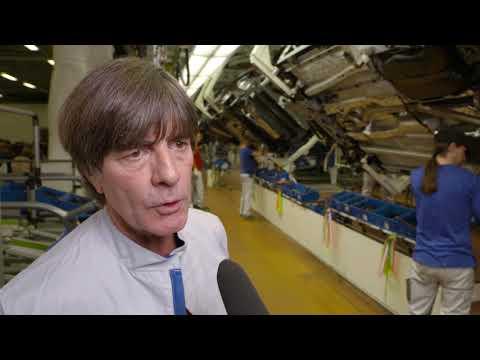 Das sagt Joachim Löw zum neuen Golf 8